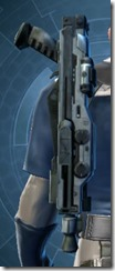 Aftermarket Boltblaster's Blaster Rifle MK-3 Stowed