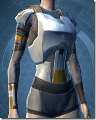 Aftermarket Boltblaster's MK-3 Body Armor