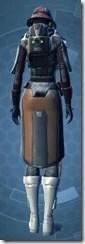 Aftermarket Boltblaster's MK-3 - Female Back