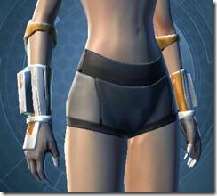Aftermarket Boltblaster's MK-3 Gauntlets