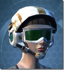 Aftermarket Boltblaster's MK-3 Helmet