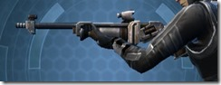 Carbo-plas Onslaught Sniper Rifle Left