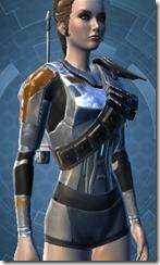 Crystalline Boltblaster's MK-3 Body Armor
