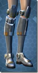 Crystalline Boltblaster's MK-3 Boots