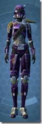 Crystalline Boltblaster's MK-3 Dyed Front