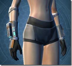 Crystalline Boltblaster's MK-3 Gauntlets