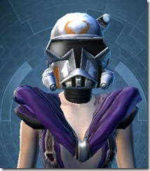Crystalline Boltblaster's MK-3 Hides Hood