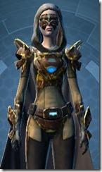 Crystalline Bulwark's MK-3 - Female Close
