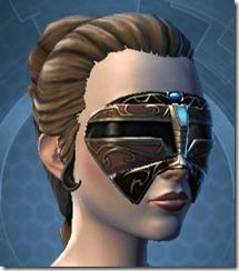 Crystalline Bulwark's MK-3 Headgear
