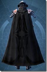 Crystalline Bulwark's MK-3 - Male Back
