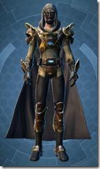 Crystalline Bulwark's MK-3 - Male Front