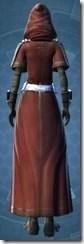 Decorated Bulwark's MK-3 - Female Back