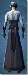 Decorated Bulwark's MK-3 - Male Back