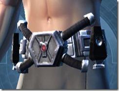 Decorated Pummeler's MK-3 Belt
