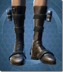 Decorated Pummeler's MK-3 Boots