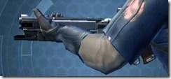 Defiant Asylum Mender Onslaught Blaster Rifle MK-16 Left