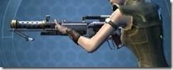 Defiant Blaster Rifle MK-26 Left