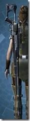 Defiant Sniper Rifle MK-26 Stowed