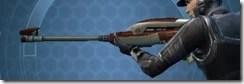 Fractured Targeter's Sniper Rifle MK-3 Left
