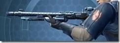 Havod Asylum Onslaught Blaster Rifle Left