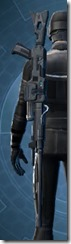 Plexoid Onslaught Sniper Rifle Stowed