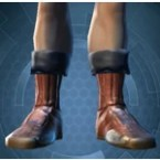 Raider's Footgear [Tech] (Pub)