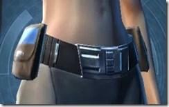Requisitioned Boltblaster's MK-3 Belt