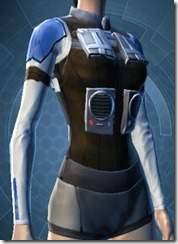 Requisitioned Boltblaster's MK-3 Body Armor
