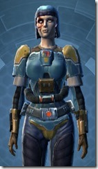Requisitioned Boltblaster's MK-3 - Female Close