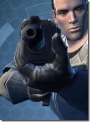 Requisitioned Demolisher's Blaster Rifle MK-3 Front