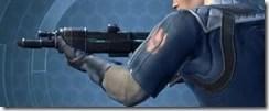 Requisitioned Demolisher's Blaster Rifle MK-3 Left