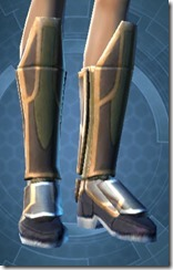 Requisitioned Pummeler's MK-3 Boots