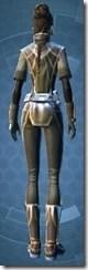 Requisitioned Pummeler's MK-3 - Female Back