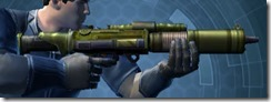 Requisitioned Targeter's Blaster Rifle MK-3 Right