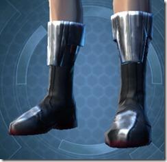 Thermal Pummeler's MK-3 Boots