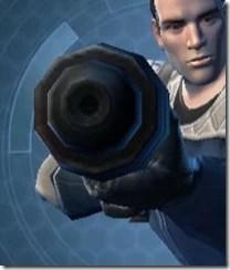 Yavin Boltblaster's Blaster Rifle MK-3 Front