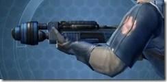Yavin Boltblaster's Blaster Rifle MK-3 Left