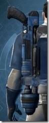 Yavin Boltblaster's Blaster Rifle MK-3 Stowed