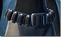 Yavin Boltblaster's MK-3 Belt