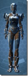 Yavin Boltblaster's MK-3 - Female Front