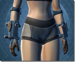Yavin Boltblaster's MK-3 Gauntlets