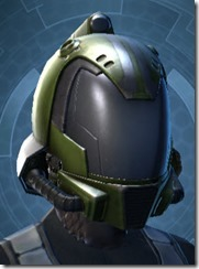 Yavin Boltblaster's MK-3 Helmet