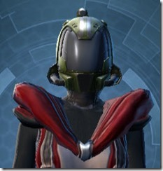 Yavin Boltblaster's MK-3 Hides Hood