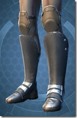 Defiant Asylum MK-16 Boots