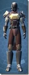 Defiant Asylum MK-16 - Male Front