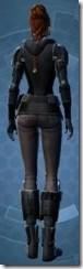 Defiant Asylum MK-26 - Female Back