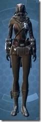 Defiant Mender MK-16 - Female Front
