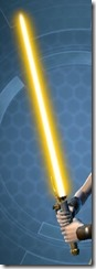 Exarch Asylum Lightsaber MK-26 - Full