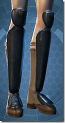 Exiled Knight Boots
