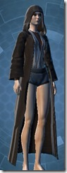 Exiled Master Upper Robes